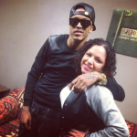 August Alsina and Mina SayWhat