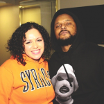 Schoolboy Q and Mina SayWhat