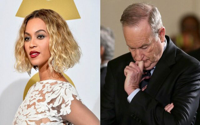 Beyonce and Bill O Reilley
