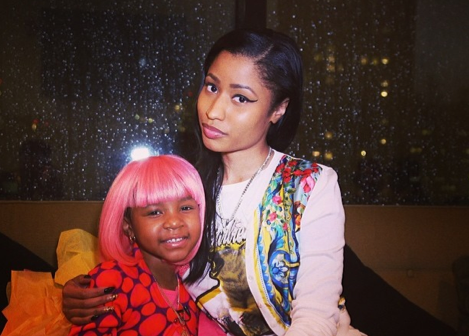 Nicki Minaj And Cancer Patient