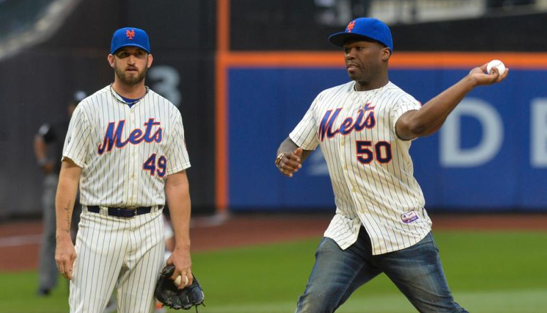 50 Cents Mets Pitch