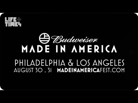 News: 2014 Made In America Lineup Announced, Kanye West Headlining