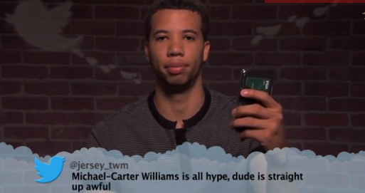 Michael Carter Williams Mean Tweets