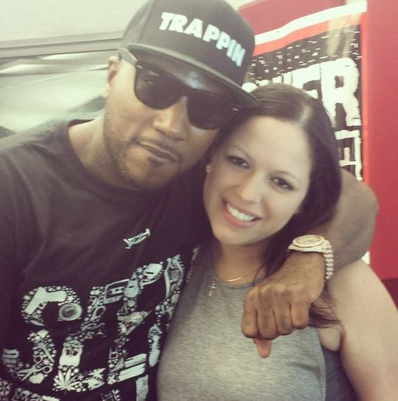 Young Jeezy and Mina SayWhat