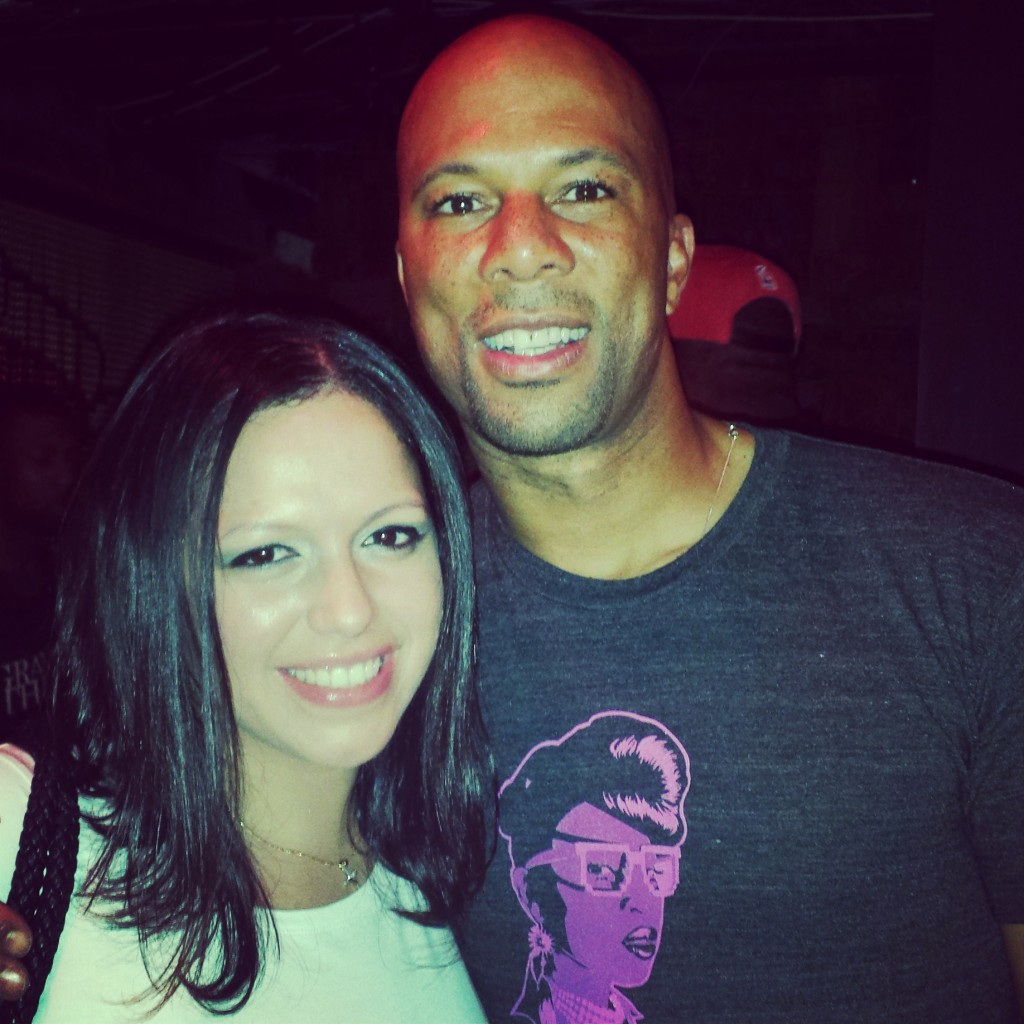 Mina SayWhat and Common
