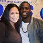 Kevin Hart and Mina SayWhat