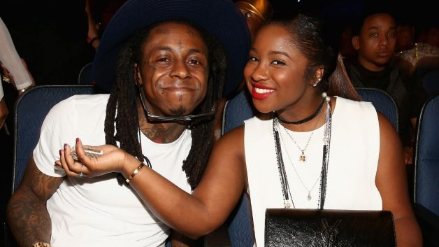062914-shows-beta-all-access-lil-wayne-Reginae-Carter