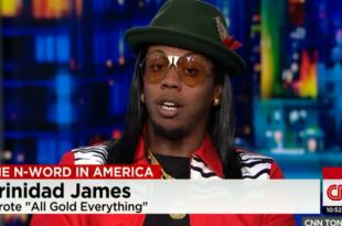 Trinidad James On CNN