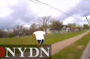 News: Police Body Camera Captures Final Moments of Unarmed Black Man Killing in Tulsa, OK