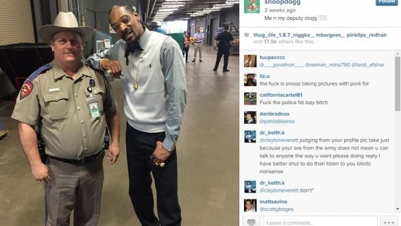 Snoop Dogg and Texas Trooper