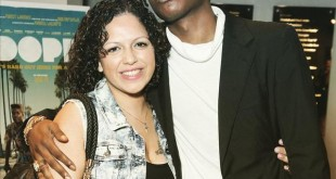 Mina SayWhat And ASAP Rocky At Philly Dope Premiere