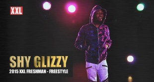 Video: Shy Glizzy 2015 XXL Freshman Freestyle