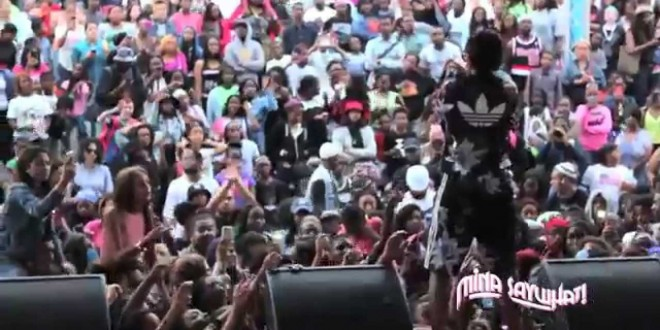 Event: Mina SayWhat Hosts Peace On The Streets With Dej Loaf, Quilly And Chedda Da Connect