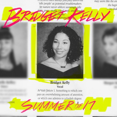 Bridget Kelly - Summer of 17 Cover