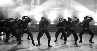 Watch: Tamar Braxton Performs 'Rhythm Nation' On DWTS