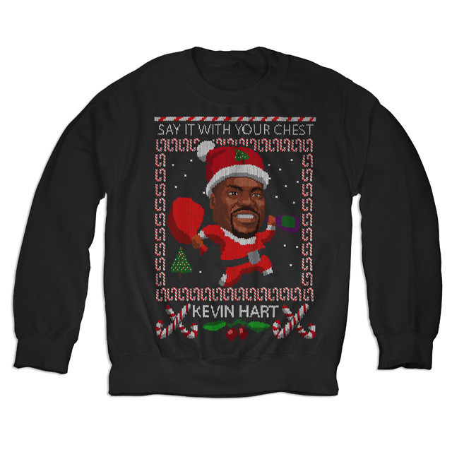 News: Fetty Wap And Kevin Hart Join Ugly Christmas Sweater ...