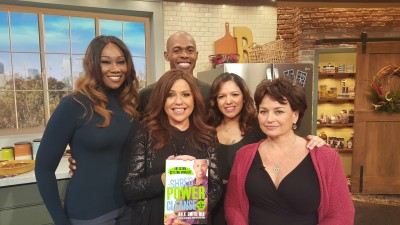 Mina SayWhat On The Rachael Ray Show