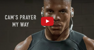 Cam Newton - My Prayer