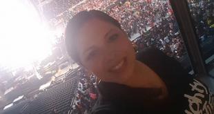 Mina SayWhat at Beyonce Fornation Tour