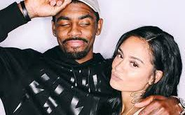 Kyrie and Kehlani