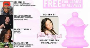 Mina SayWhat, Queen Me, Womens Panel